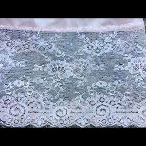 Vintage Intimates & Sleepwear - 🌵Lot of 2 pink Vintage Slips Lace Hem NICE size M